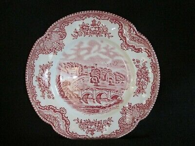 Johnson Brothers - OLD BRITAIN CASTLES PINK - Bread and Butter Plate