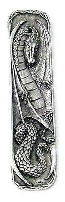 Dragon Spell Stick Incense Burner  - Pewter