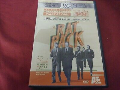 The True Stories Of The Original Kings Of Cool The Rat Pack Volumes 1 & 2 A&E