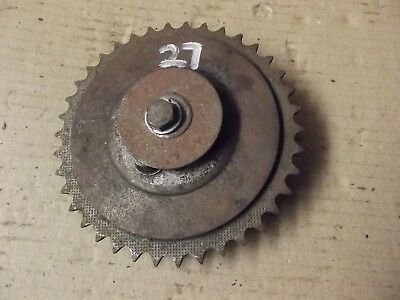 Autocycle Clutch  New Hudson 27