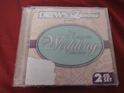 The Complete Wedding Collection Various Artists Themed Compilation Music 2 Discs