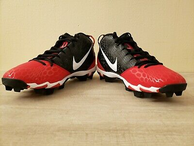 53d768a8b9c Nike AJ9253-601 Force Trout 5 Pro Keystone Mens Baseball Cleats Red Size 9
