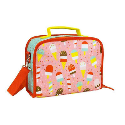 ICE Petit Collage Playful Eco-Friendly Insulated 100% Cotton Lunch Box