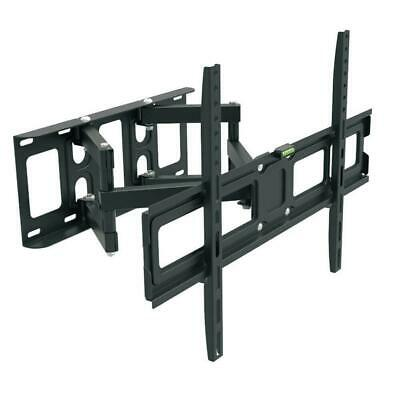 Full Motion HDTV TV Wall Mount Bracket 32 36 37 40 42 47 50 52 55 60 65 70 inch