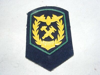 Patch R3 Russian Navy `SUB HUNTERS Cloth Badge