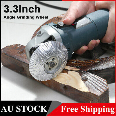 """22 Tooth 4"""" Grinder Chain Disc Wood Carving Saw Blade For 100/115 Angle Grinder"""