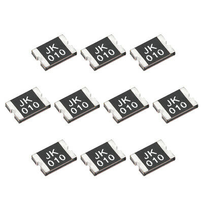Resettable SMD Fuse 1812 Surface Mount Chip 60V 0.1A 10pcs