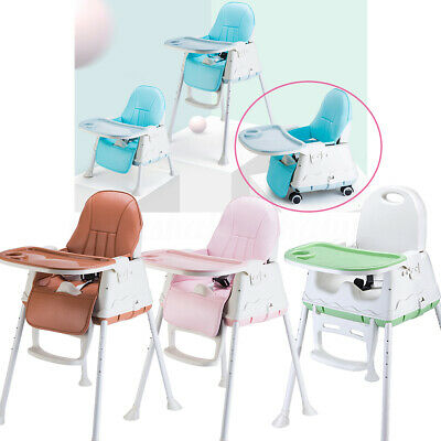 Cushion+ Baby Infant Highchair Dining High Toddler Chair Kid Eating Feeding Seat