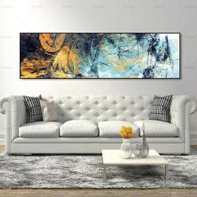 Abstract Canvas Painting Poster HD Print Wall Art Picture Home Decor