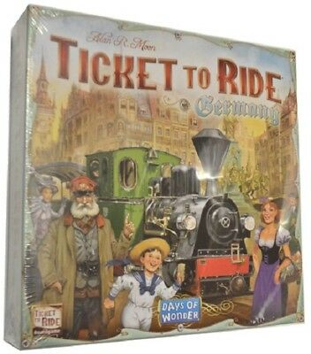 Ticket to Ride Germany : Days of Wonder - NEW