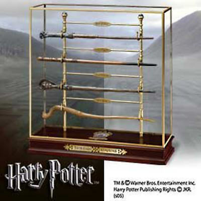 Harry Potter : Triwizard Champions Wand Set : Noble Collection - (New)