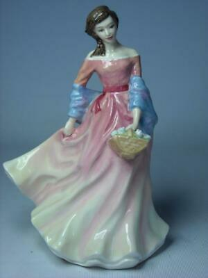 Royal Doulton SUMMER SCENT Figurine 6 Photos HN 3955 Figure HN3955