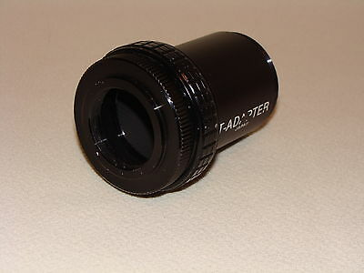 T Adaptor To Fit Telescope Or Microscope
