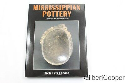 Book: Mississippian Pottery - Signed