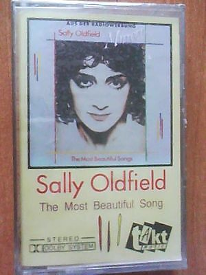 SALLY OLDFIELD ==== Mirrors - The Most Beautiful Song / rare Polish press