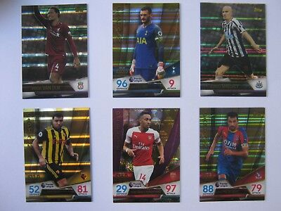 Topps Match Attax Ultimate - Captains/PL Elite/One Club/Legends/Sketch cards new