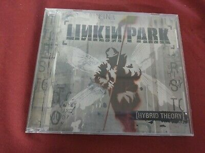 Linkin Park Hybrid Theory Alternative Nu Metal Music Cd