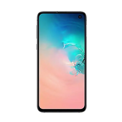 Samsung Galaxy S10e 128GB Verizon Prism White SM-G970UZWAVZW US Model