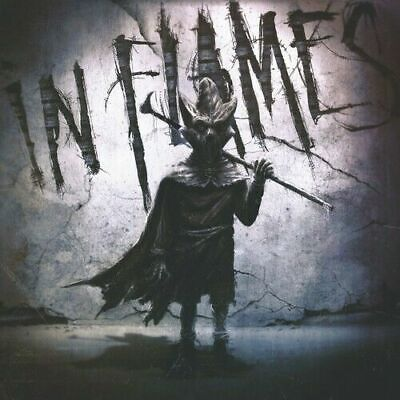 IN FLAMES I the mask  CD + 1 bonus track limited edition on dijipack