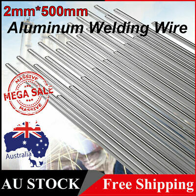 Low Temperature Aluminum Flux Cored Welding Wire Soldering Rod 10/20/50Pcs U5X7