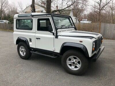 1991 Land Rover Defender  Restored Land Rover defender