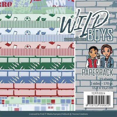 Racing YCD10117 Wild Boys Collection von Yvonne Creations