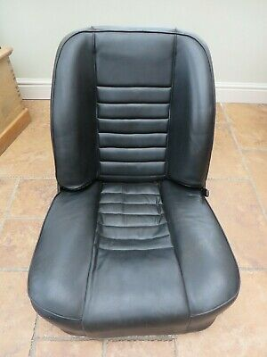 Microcell classic reclining rally seat, all original parts, suit Escort, Mini