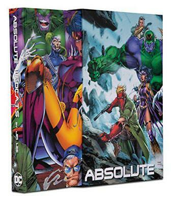 Absolute Wildc.A.T.S. by Jim Lee, NEW Book, FREE & Fast Delivery, (Hardcover)