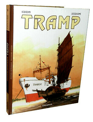 Integrale - Dargaud - Tramp Int.03 : Troisieme Cycle