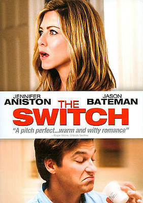 Brand New Factory Sealed Dvd The Swtch