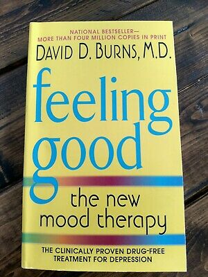 Feeling Good : The New Mood Therapy Vol. 1 by David D. Burns (2008, Paperback, …