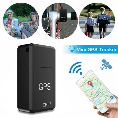 Magnetic Mini Car GPS Tracker Real Time Tracking Locator Device Voice Record UK