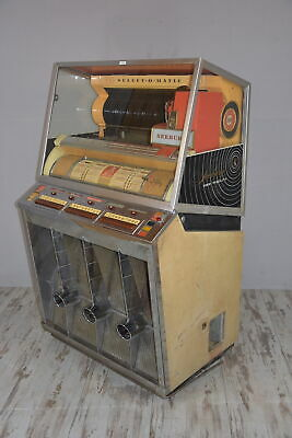 Jukebox Seeburg Modell KD200