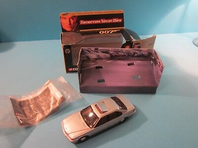BRAND NEW BOXED CORGI 05101 JAMES BOND 007 BMW 750i TOMORROW NEVER