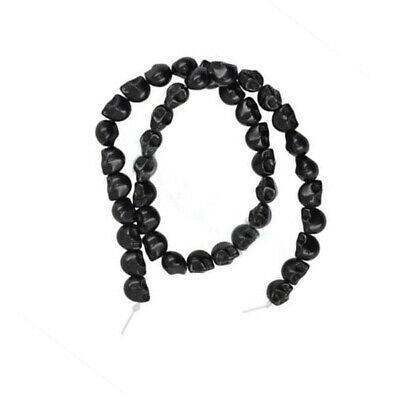 FJ- Skull Spacer Beads Loose Bone complacent Jewelry Making Jewelry Making Charm