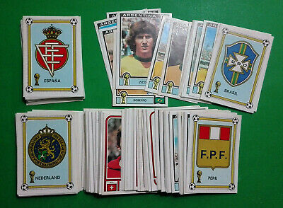 PANINI WC ARGENTINA 78 - stickers at your choice n.205/400 removed VG cond [MAX]