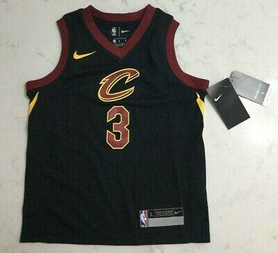 official photos dd530 95bcd ISAIAH THOMAS AUTHENTIC Nike Cleveland Cavaliers Jersey ...
