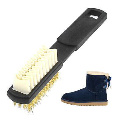 Boot Shoes Cleaner Double Side Shoe Cleaning Brush Suede Nubuck Eraser