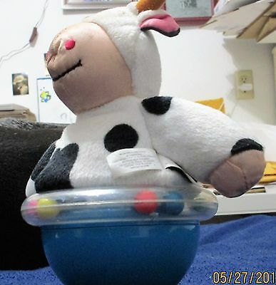 Holstein 1 Baby Toy 1 Child's Cardboard Book Made In China
