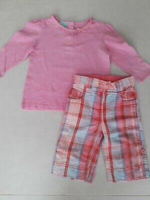 Gorgeous Monsoon Baby Girl Outfit 12-18m