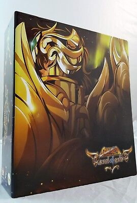 Saint Seiya Soul of Gold Bluray + DVD Edicción Colecionista  Vol. 1 - 2 - 3