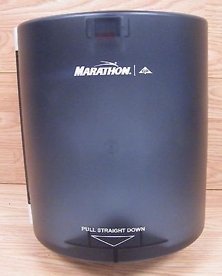 Marathon (Gp5433) Auto Filetage Centre Tirer Papier Serviette Distributeur Only