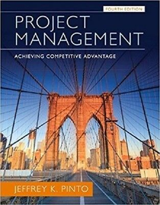 Pinto: Project Management (4th Edition) PDF + Ebook