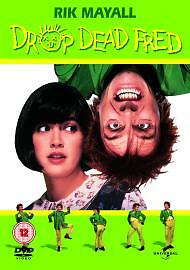 Drop Dead Fred (DVD, 2010) NEW AND SEALED REGION 2 UK RIK MAYALL