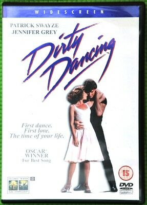 Dirty Dancing (DVD, 2001) Patrick Swayze