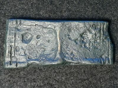"4000Y.O: RARITY WONDERFUL ADZE INGOT ""MONEY""? 65mms EUROPEAN BRONZE AGE COPPER?"