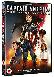 Captain America - The First Avenger [DVD] -
