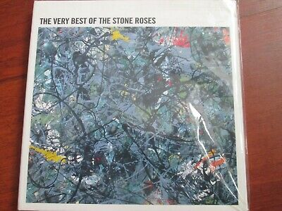Stone Roses / Very Best Of Stone Roses (Greatest Hits) [CD TRI FOLDOUT SLV] NEW