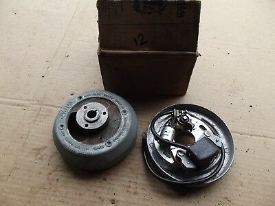 Villiers Wipac Series 161 Ignition And Flywheel Assembly , Autocycle Nos 12