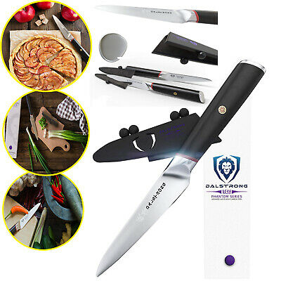 Chef's Knife Cutlery Phantom Series Japanese High-Carbon Steel-Sheath 4 Paring